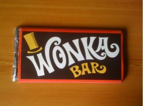 A Real Wonka Bar