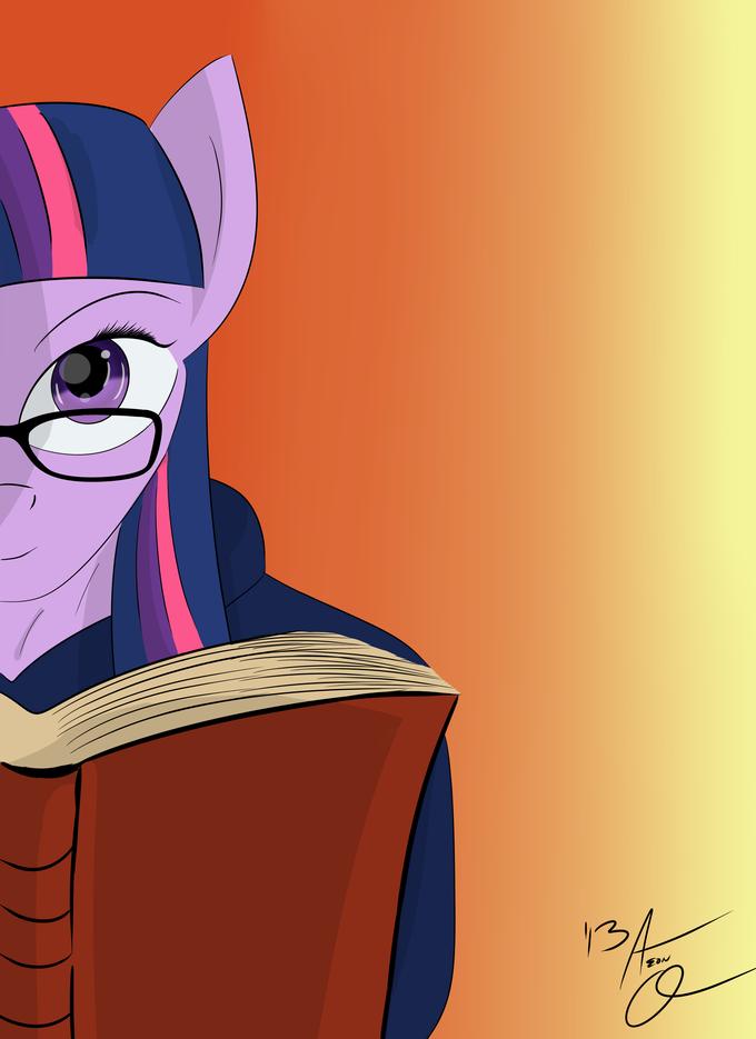 Twilight Reading