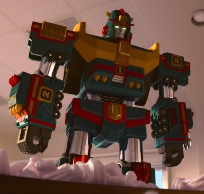 Finally, a Transformer Expy in Toy Story