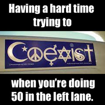 Can We Coexist Above Minimum Speed