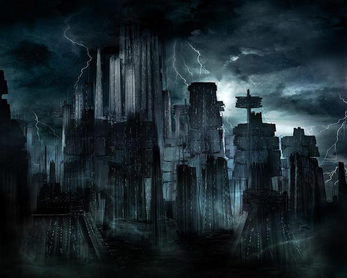 Lightless City