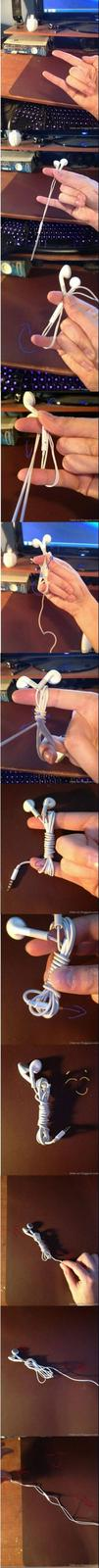 The solution for your headphones...