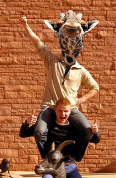 Giraffe challenge