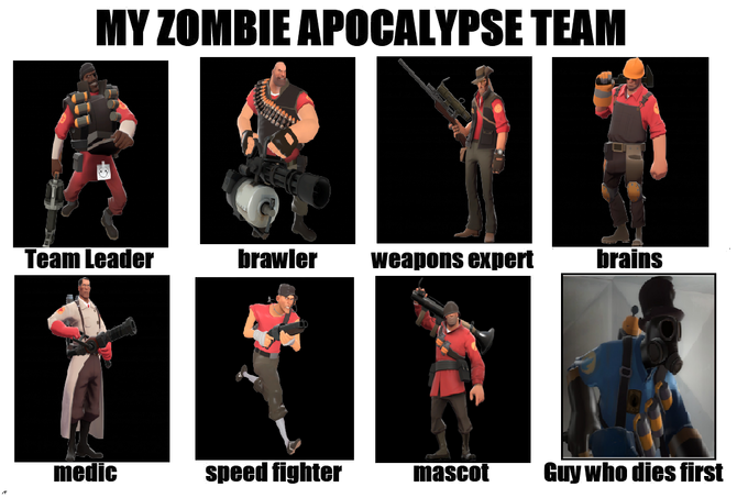 Not pictured: the Pyro's Phlogistinator
