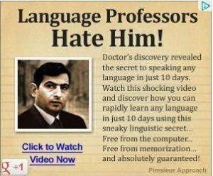 Language Professors Hate This Man In Particular