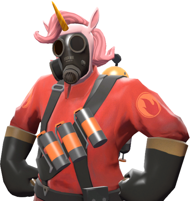 Magical Mercenary Pyro