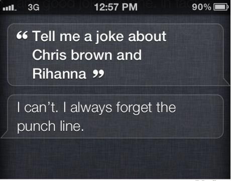 Why Siri?