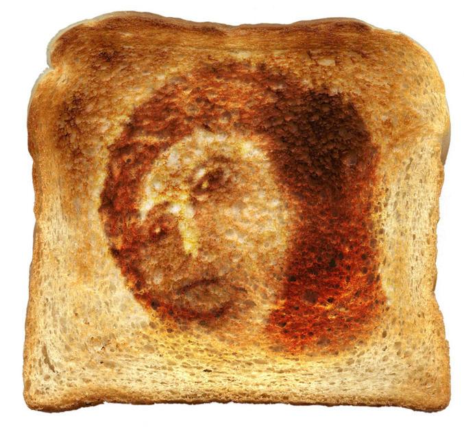 Ecce Homo toast