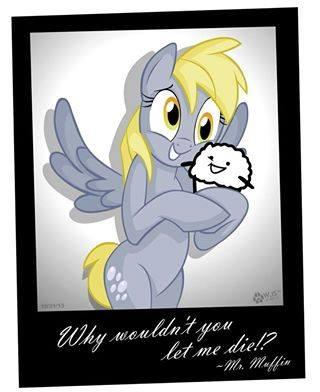 asdfmovie Muffin and Derpy