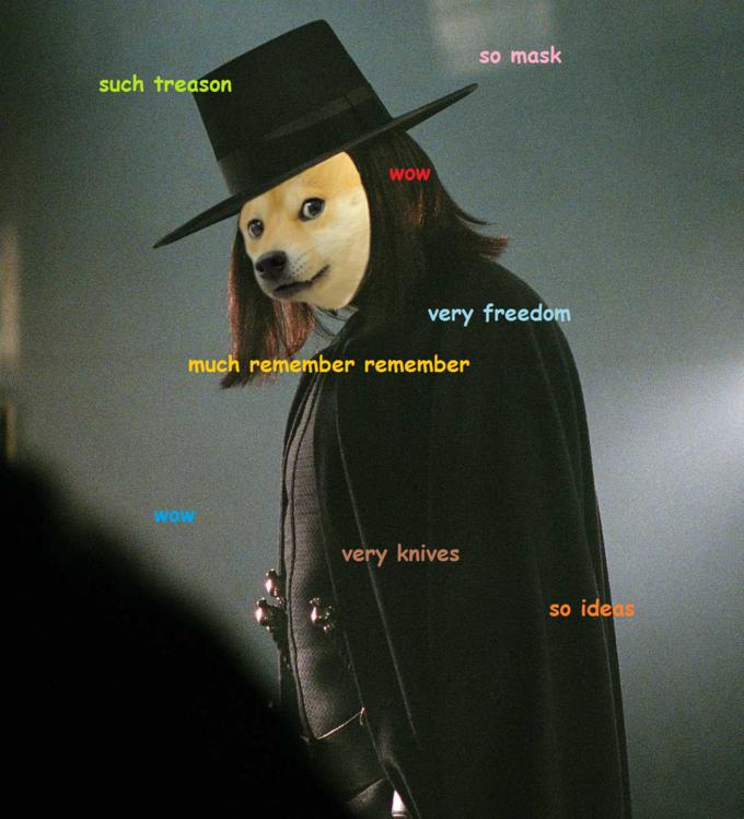V for Doge