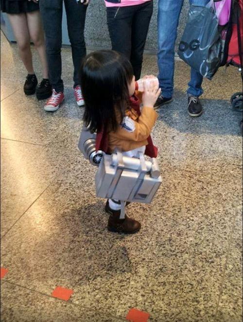 Lil' Mikasa