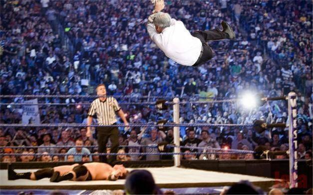 Action Piñi WWE