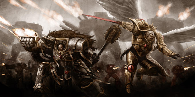 Primarch Brothers