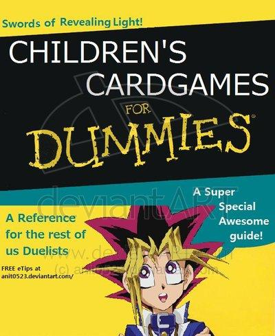 Children's Card Games for Dummies