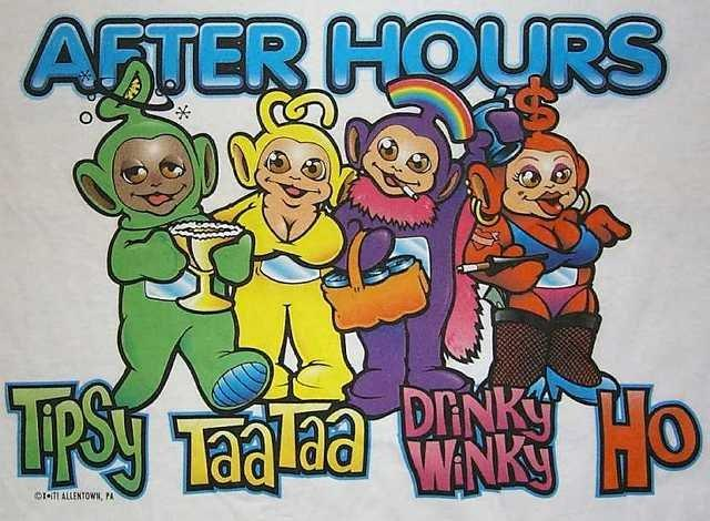 Teletubbies After Hours