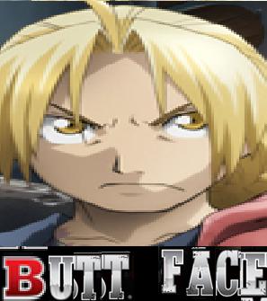 Butt Face