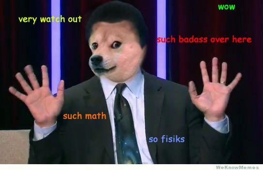 Doge Degrasse