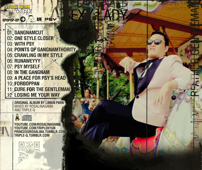 Psybrid Theory back cover