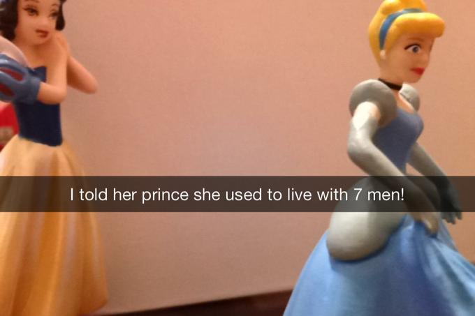 The Official Princess Club