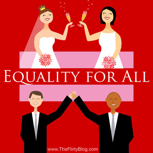 Cheers for Equality