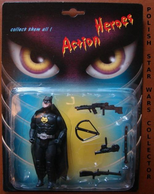 action hero's