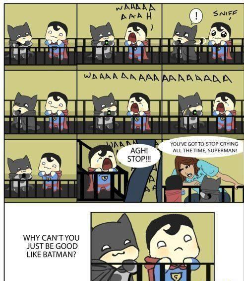 Be Like Batman
