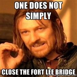 One Does Not Simply... (Chris Christie Bridge Scandal)