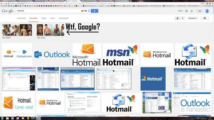 Wtf, Google?
