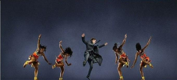 Sherlock Dances