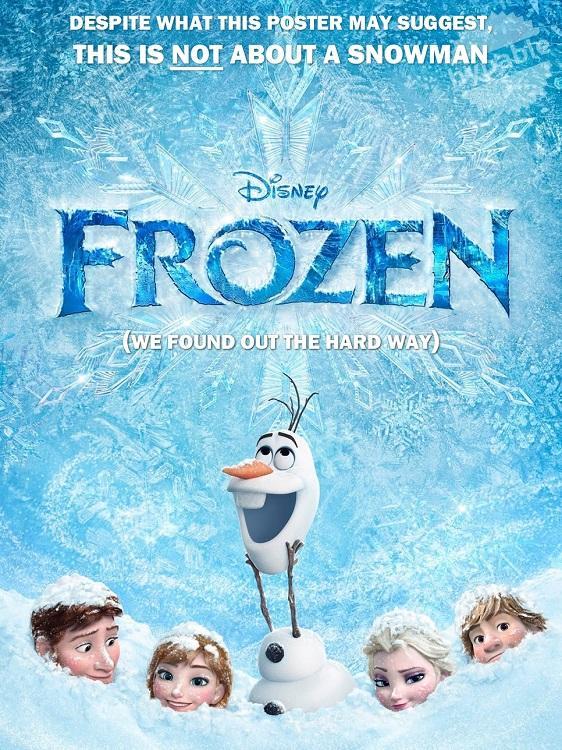 Honest Frozen