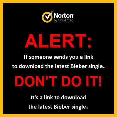 Norton Posted This on Their Facebook Page