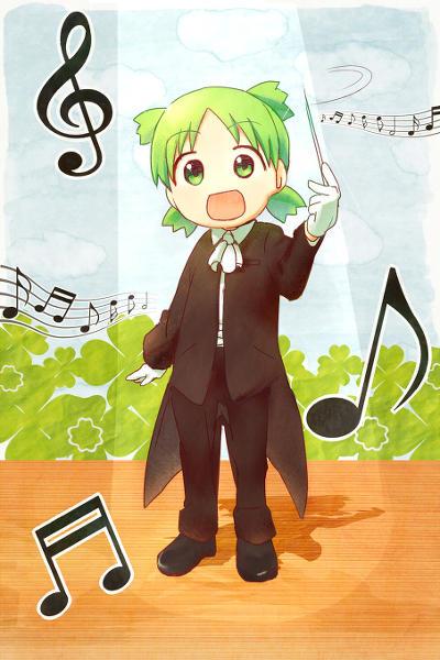 よつばは音楽家になります
