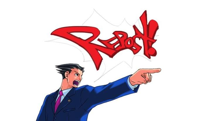 Objection, Repost!