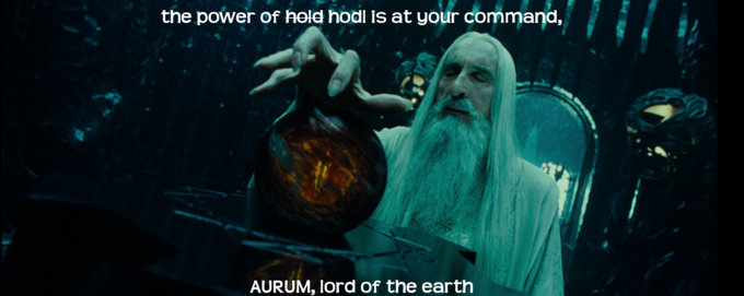 the power of hodl is at your command