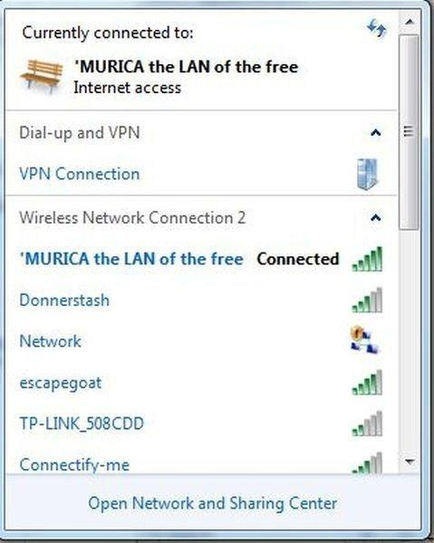 LAN of the FREE