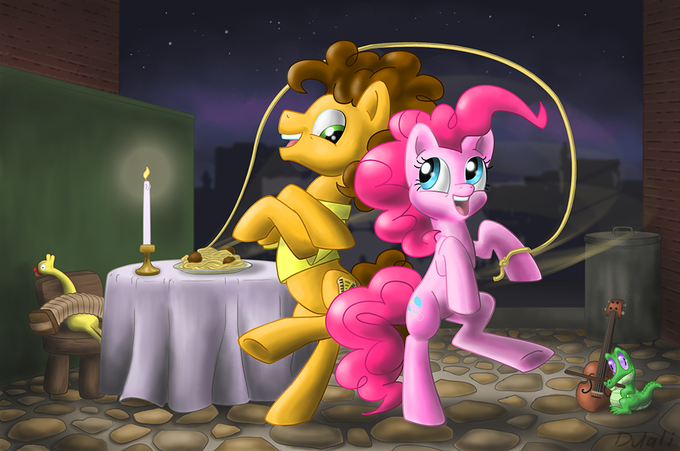 A Whimsical Bella Notte