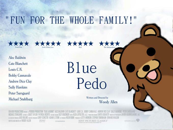 Blue Pedo, directed by Woody Allen