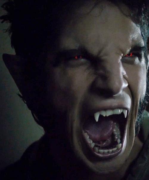 Teen Wolf Scott