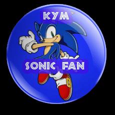 Sonic Badge