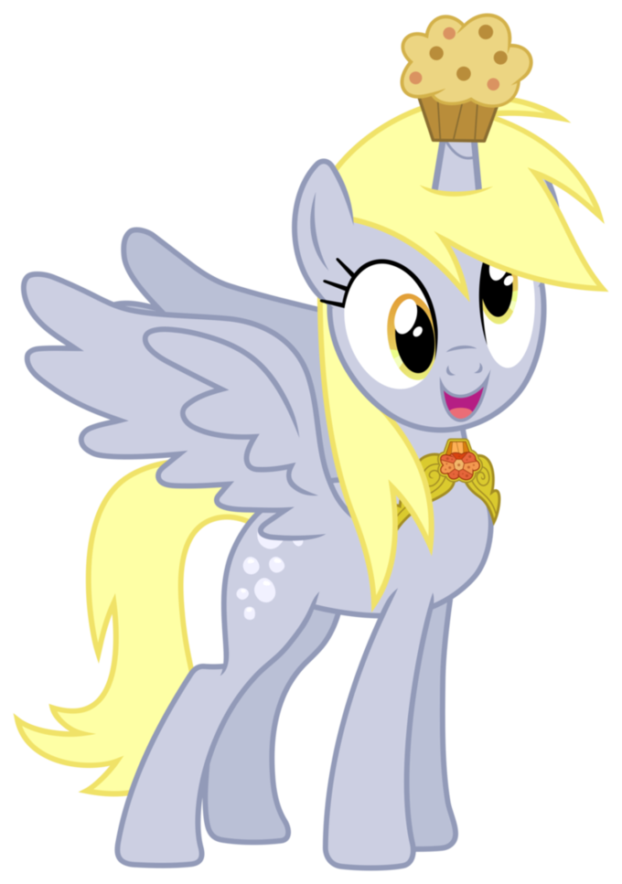 Alicorn Derpy