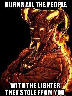 Justice Devil