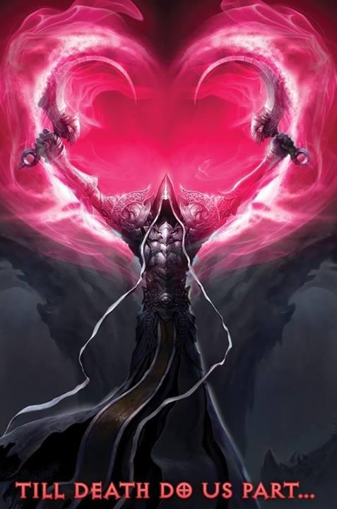 Reaper of Souls Valentine's Day