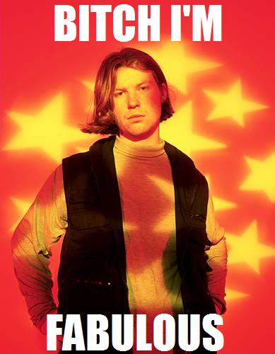 Aphex Twin being fabulous