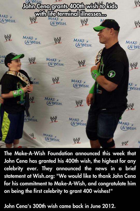 John Cena is the Man