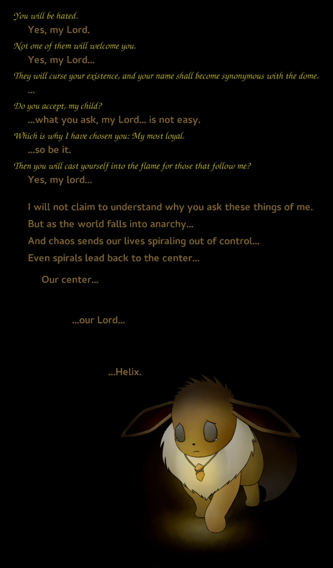 For anyone who still hates flareon, even after the end.