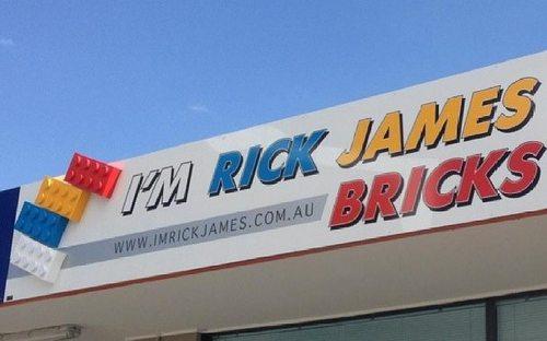 Rick Jame's Bricks