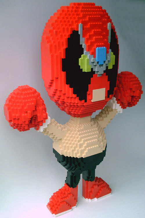 LEGO Strong bad