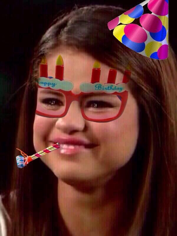Birthday Selena Gomez