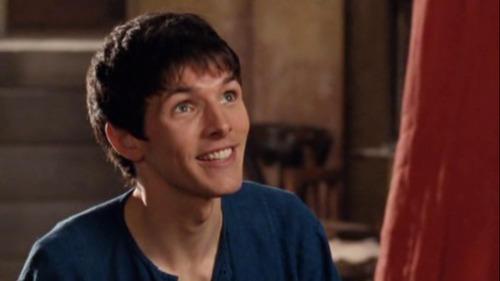 Merlin Smiles