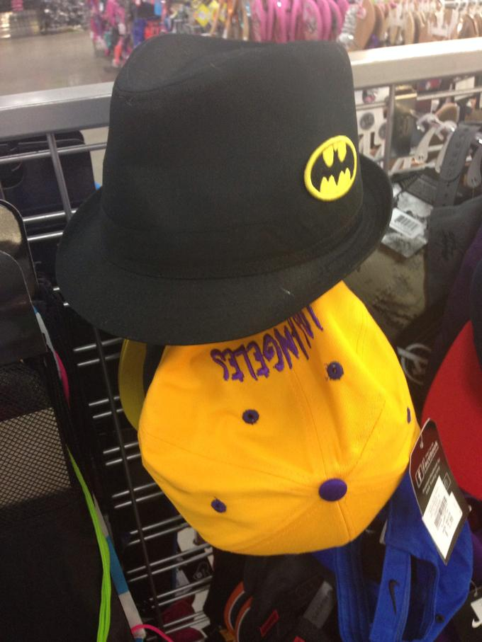 The trilby Gotham deserves, but not the one it needs right now